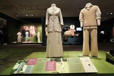 See Downton Abbey costumes on display