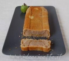 Ricetta Plum cake yogurt e feijoa Plum Cake, Gelato, Cornbread, Yogurt, Ethnic Recipes, Food, Prune Cake, Millet Bread, Ice Cream