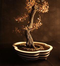 Steampunk tree design