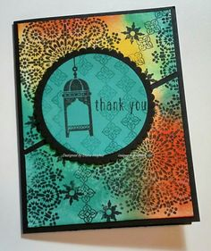 DH Moroccan night in Bermuda by diane617 - Cards and Paper Crafts at Splitcoaststampers