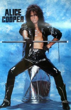 Alice Cooper..............