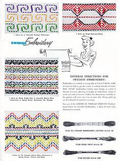 Huck Embroidery Patterns Swedish Weaving Aka Huck Weaving For Beginners Slant Stitch Split Stitch. Huck Embroidery Patterns Swedish Weaving Patterns F. Hungarian Embroidery, Embroidery Sampler, Learn Embroidery, Embroidery Patterns Free, Crewel Embroidery, Vintage Embroidery, Embroidery Designs, Machine Embroidery, Beginner Embroidery