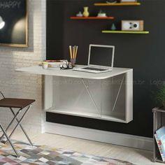 Escrivaninha/Mesa Suspensa Dobrável 1 Porta Basculante 1540 Branco - Carraro https://www.lojaskd.com.br/escrivaninha-mesa-suspensa-dobravel-1-porta-basculante-1540-branco-carraro-144584.html?ec_list=|produtos-derivados