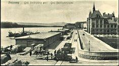 Bratislava, Historical Photos, Arch, Louvre, Europe, Travel, Painting, Times, Geo