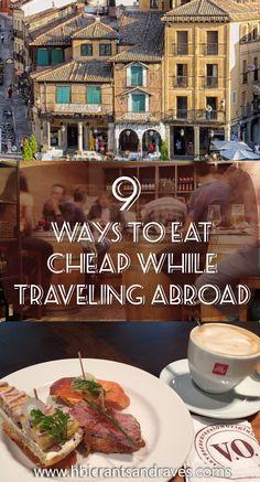Budget Travel Ideas:
