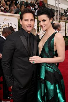 It's over: On February, Peter and Jaimie Alexander, 31, announced they were…