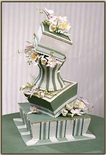 NEW YORK.  Ron Ben Israel.. So talented.  Cake by Ron Ben Israel cakes.