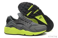 pretty nice 7f43e e0ba3 Buy Competitive Nike Air Huarache Grey Volt NBA Shoesr Price from Reliable  Competitive Nike Air Huarache Grey Volt NBA Shoesr Price suppliers.