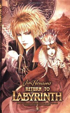 Return to Labyrinth Volume 1 (v. 1) by Jake T. Forbes http://smile.amazon.com/dp/1598167251/ref=cm_sw_r_pi_dp_YiMeub1ECZ1AV