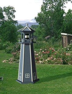 DIY Lighthouse I wish I could do