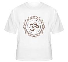 Shanti-Om-1.6LB T Shirt Tee Shirt Designs, Tee Shirts, Tees, Om, Store, Mens Tops, Fashion, Moda, T Shirt Designs