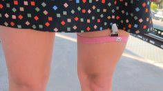 Bicycle Skirt Clip Review by CityBirds Nest   Eleanor's   Stylish Bicycle Accessories for Ladies