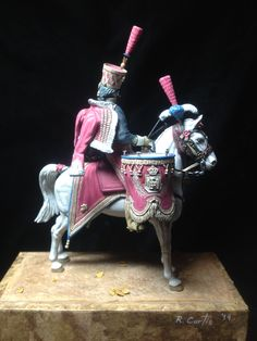 Timbalier Grenadiers a Cheval 1809 | planetFigure | Miniatures