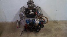 """Complete 601""""BBC.Nickerson carb,MSD trig for Sale in SURRY, ME 