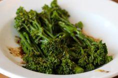 Balsamic broccolini