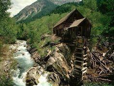 Colorado, I love the mines