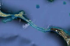 NASA Images Find 1.7 Million Year Old Man-Made Bridge -