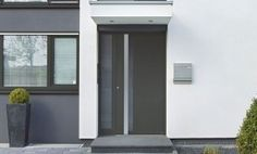 moderne voordeur afdak - Google Search