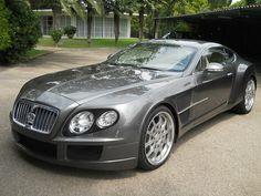 Bentley Continental GT Custom