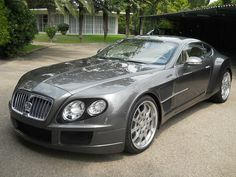 Bentley Continental GT Custom