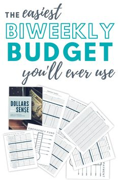 Are you struggling with how to budget monthly bills when you get paid every other week? Stop guessing and start budgeting your money like a boss!   Budgeting Finances | Biweekly Budget | How to Budget Money | Create a Budget  #money #mommanagingchaos #biweekly Budget Spreadsheet, Budget Binder, Budget Meals, Budgeting Finances, Budgeting Tips, Envelope System, Budgeting Worksheets, Living On A Budget, Create A Budget