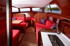 Five decades of success and Princess Yachts is as stylish, as innovative and as influential as it ever was – but the company hasn't forgotten its roots Princess Boats, Princess Yachts, Yacht Interior, Interior Design, Cabin Cruiser, Wooden Boats, Outdoor Furniture, Outdoor Decor, Innovation