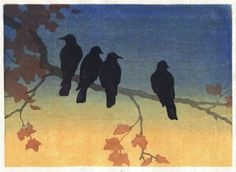 Ray Heus Biography, Woodblocks and Paintings