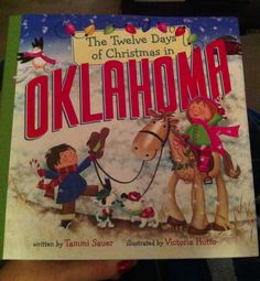 It's adorable and an awesome way to teach your child about our Great State! #oklahoma