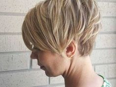 Really Famous Short Layered Haircuts for Women