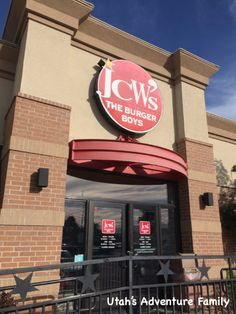 JCWs--Delicious burgers and shakes in Utah County!