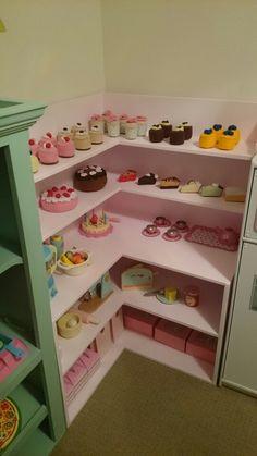 Cafe Bakery pretend play