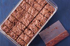 Chocolate-Fudge Brownies