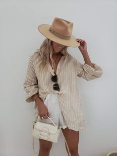 Spring Summer Fashion, Spring Outfits, Trendy Outfits, Autumn Fashion, Cute Outfits, Fashion Outfits, Womens Fashion, Stylish Summer Outfits, Look Street Style