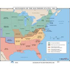 The Missouri Compromise 18201821 map 022 Missouri compromise