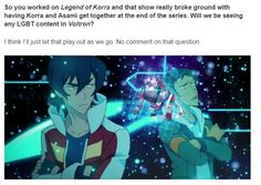 PLEASE LET US HAVE KLANCE I'M TIRED OF MY SHIPS SINKING