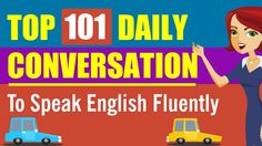 English Conversation Practice with Subtitle to help You Speak English Fl...