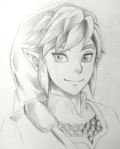 Felt the need to study Skyward Sword Link (Legend of Zelda)