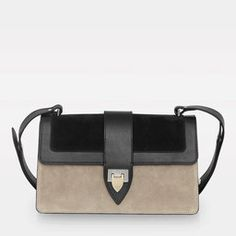 Aya Shoulder Bag, beige