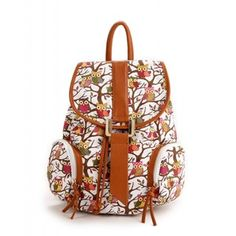 """Size: 13.6"""" Wide x 14.8"""" High.      Twin pockets to the front with magnetic fastenings.      Full overflap with magnetic stud fastening buckle.      Adjustable long strap."""