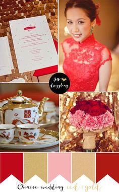 ธีมสีแดง สีทอง สำหรับงานแต่งงานแบบจีน ในพิธี ยกน้ําชา งานแต่ง,ไอเดียธีมสีแดง สีทอง ตกแต่งในพิธียกน้ำชา,พิธีรับไหว้ ในงานแต่งงานแบบจีน,ธีมสีแดง งานแต่งงาน