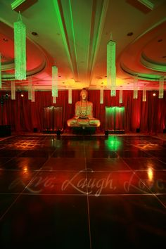 San Francisco Bay Area Event Lighting Enhanced Lighting San Francisco Wedding Lighting Company Look at that green fade with the rose red! San Francisco Bay, Event Lighting, Wedding Lighting, Surprise Dance, Dance Rooms, Led Dance, Lighting Companies, California Wedding, Northern California
