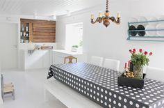 www.fru-andersen.blogspot.com  My diningroom/kitchen