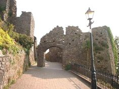 Tenby Castle- held by William Marshal