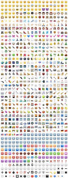 🍏 Apple Emoji List — Emojis for iPhone, iPad and macOS [Updated: Emoticon List, Emoji List, Apple Emojis, New Emojis, All Of The Emojis, Emoji Wallpaper, Aesthetic Iphone Wallpaper, Wallpaper Wa, Iphone Png