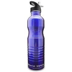 Velocity Resin bouteille d/'eau cage violet