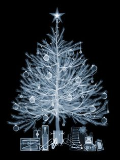 X-Ray X-Mas tree Is X-tra neat