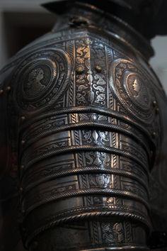 Shoulder Armor 2 - Metropolitan Museum of Art
