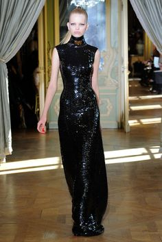 Emanuel Ungaro Fall 2011 Ready-to-Wear Collection Slideshow on Style.com. Stunning!