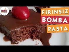 Fırınsız Bomba Pasta Tarifi Videosu - Nefis Yemek Tarifleri