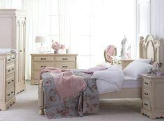 bonito dormitorio Shabby chic